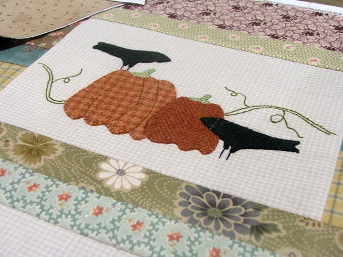 Pumpkin:crows