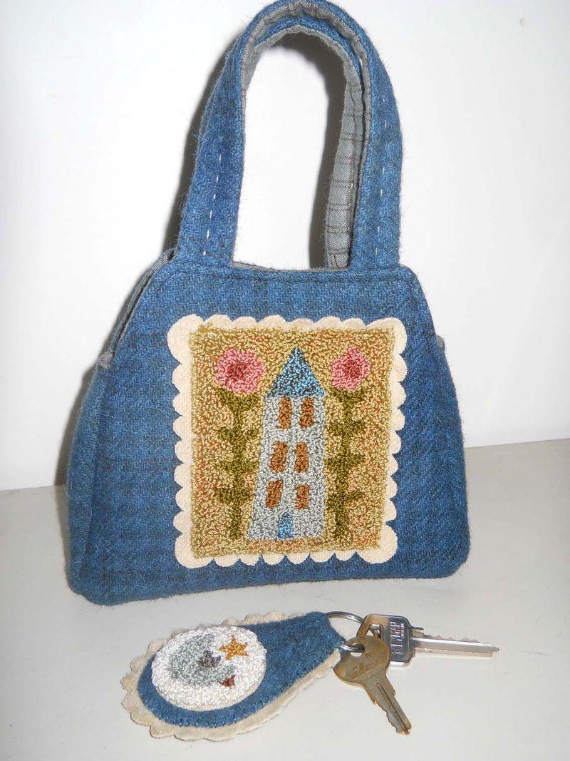 Little wool bag(small)