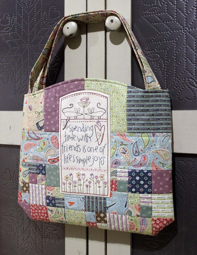 Simple joys bag(small)